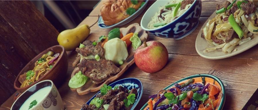 Det mongoliska köket